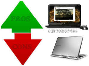 Pros and Cons of a Chromebook