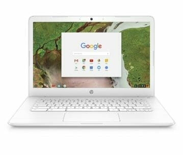 HP Chromebook 14-inch with 180-Degree Hinge