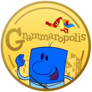 Grammaropolis revolves around teaching kids grammar