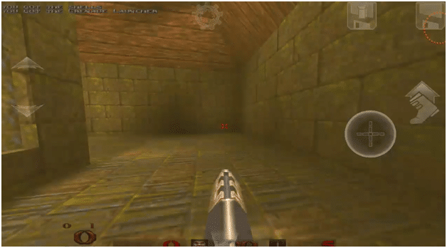 Quake gameplay for chromebook