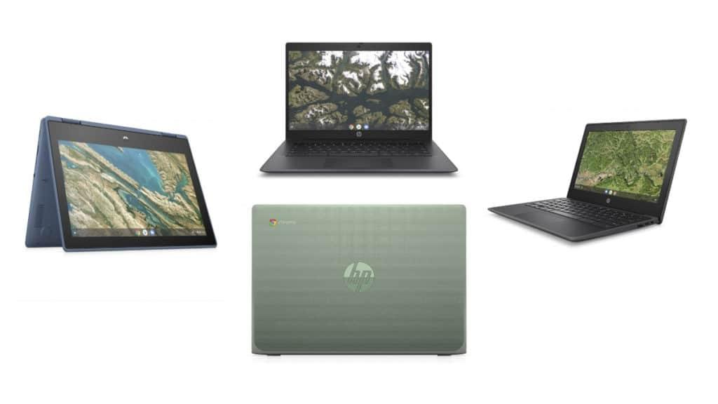 HP Chromebooks for education in 2020
